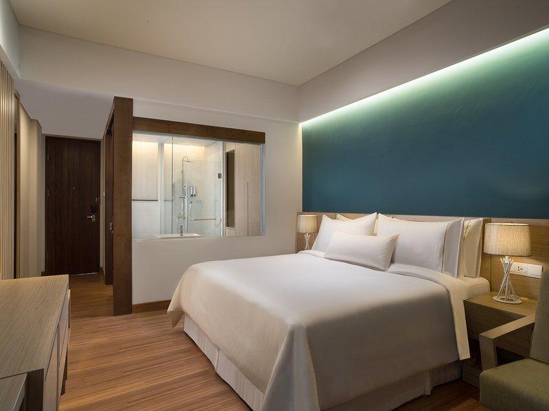 1 BR Suite Adjacent Ubud Centre, alquiler vacacional en Melayang