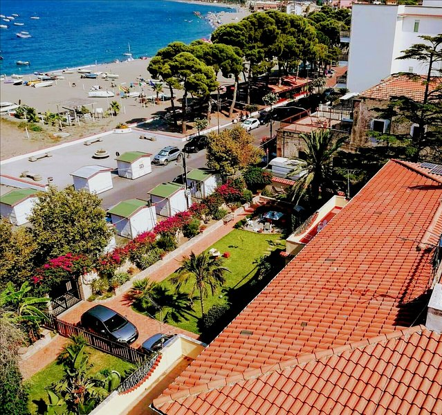 Villa Chelia al mare, vacation rental in Librizzi