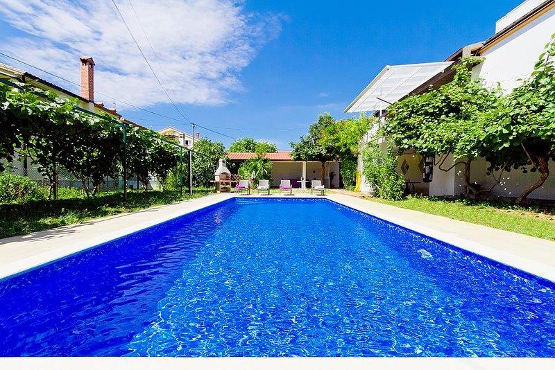 Villa Toni, Umag, alquiler vacacional en Umag