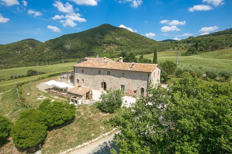 Country Relais & Spa Le Capanne, holiday rental in Volterra