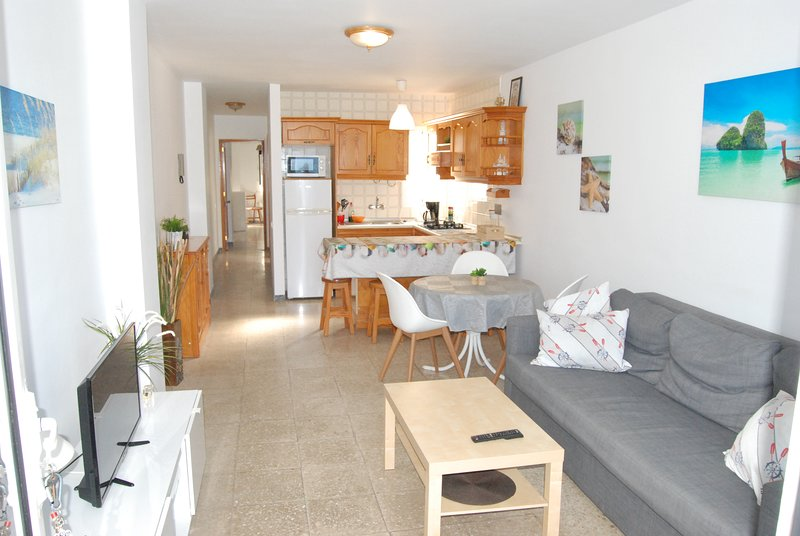 """Los Enanos """"Beach House"""", holiday rental in Banaderos"""