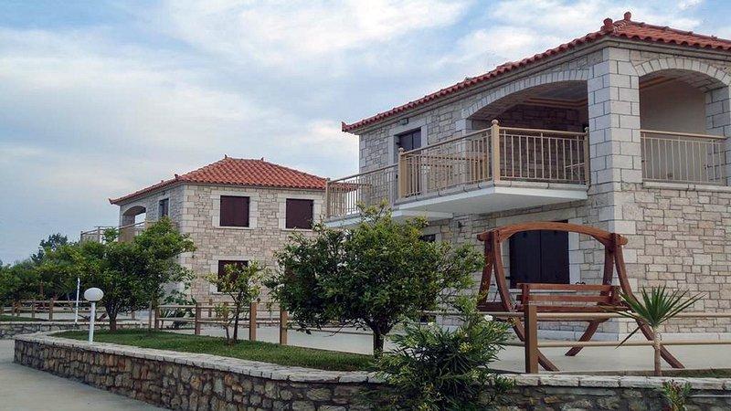 Glyfada Villas III, vacation rental in Paralio Astros