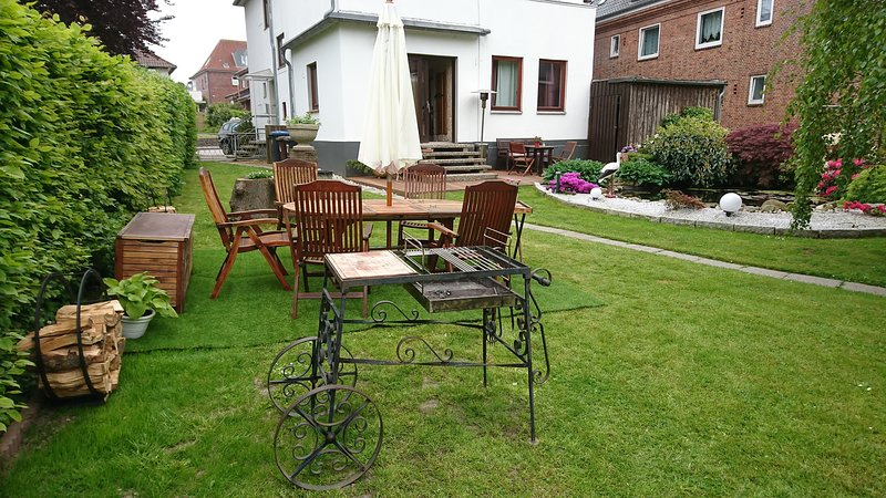 Appartement im Einfamilienhaus, holiday rental in Eckernforde
