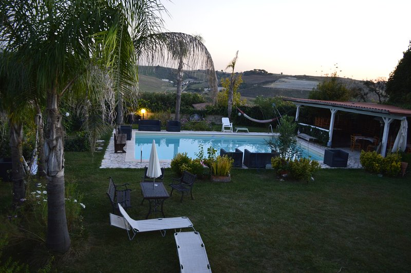Villaggio Naif Girasole, holiday rental in Monterotondo Scalo
