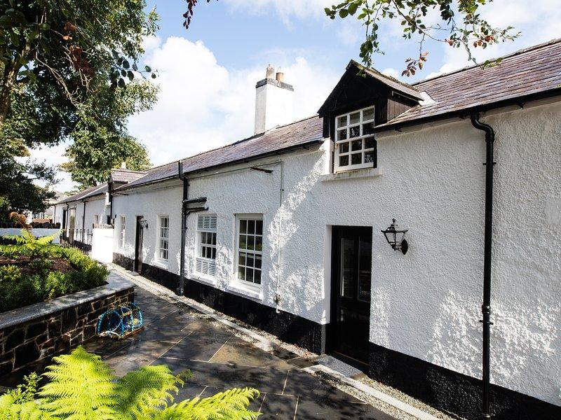 L'ingresso principale alla tua suite cottage