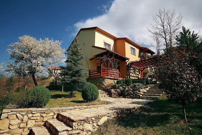 Villa Kirjana, casa vacanza a Bitola