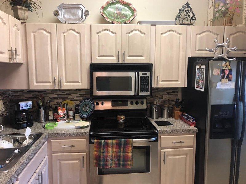 Cucina in acciaio inossidabile