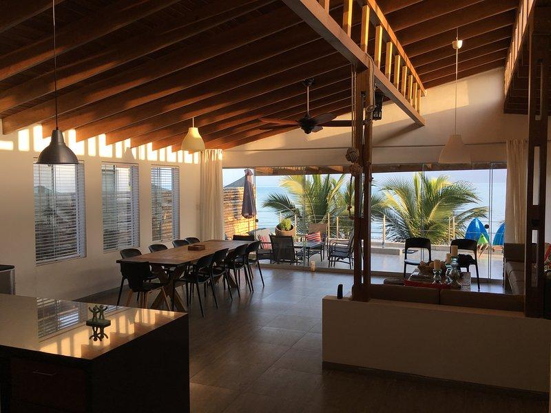 North Paradise - Casa El Almirante, Zorritos, location de vacances à Zorritos