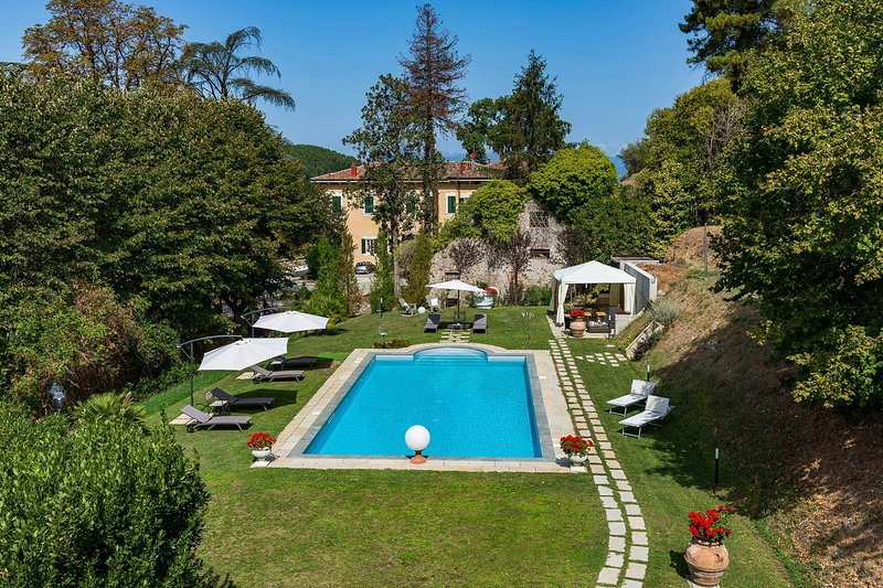 Villa Vorno, casa vacanza a Vorno