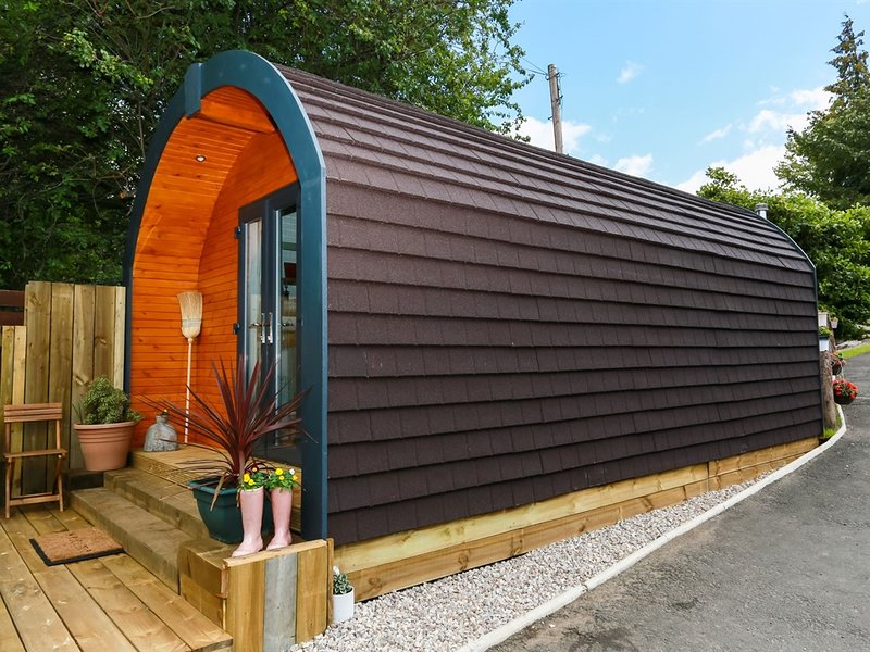 Kevock Vale Park - Garden Pod, vacation rental in Roslin