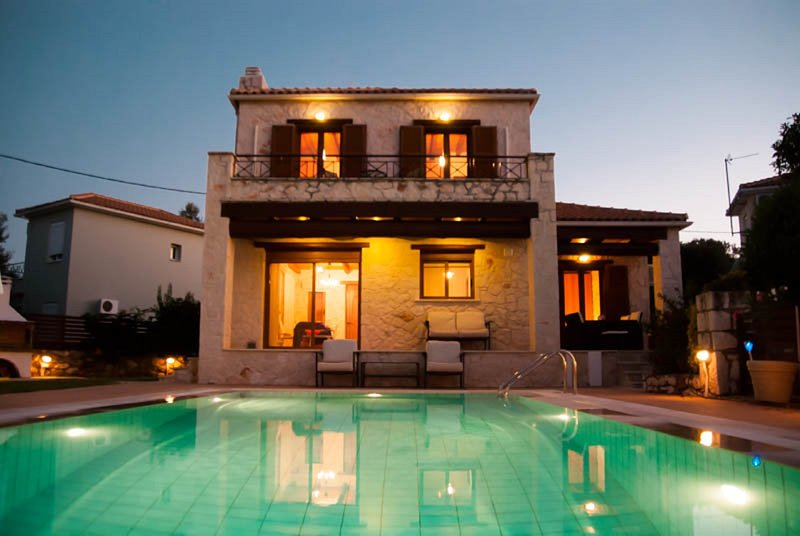 Villa Dora - 3 bed villa - Tragaki, Zakynthos, vacation rental in Kypseli