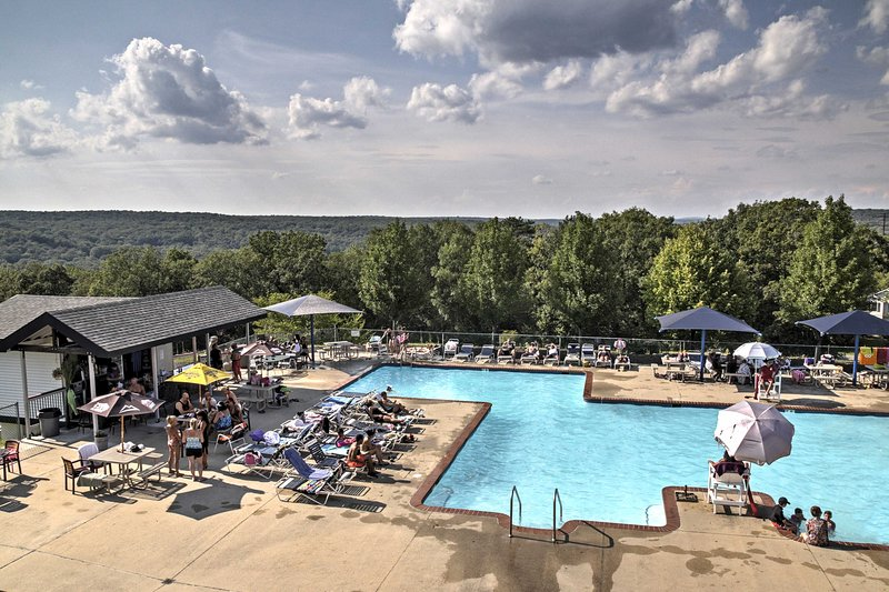 Enjoy countless community amenities within the Saw Creek Estates community.