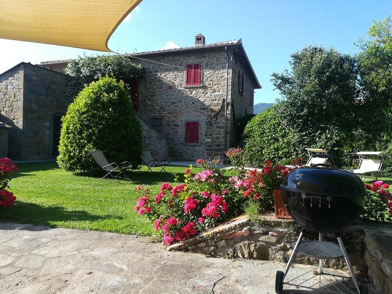 Villa il Giuggiolo: La Bozza, location de vacances à Montalla