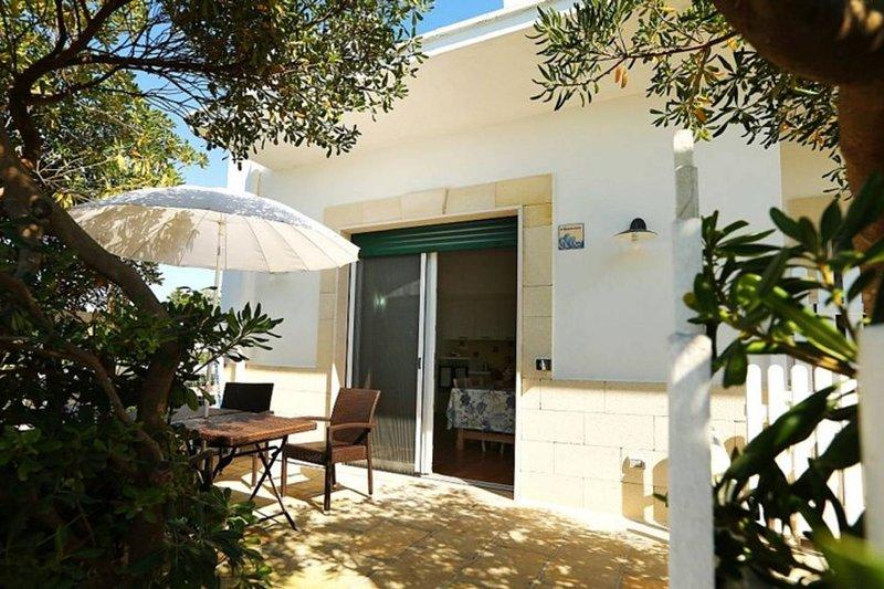 Sea views apartments fully equipedPunta Prosciutto, casa vacanza a Padula Fede