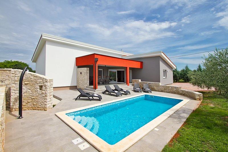 Villa Percan Krnica VILLA KRNICA, casa vacanza a Krnica