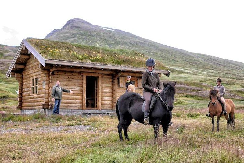 Cottage in a Beautiful Valley, location de vacances à Région nord-est