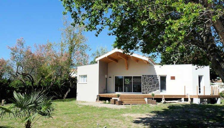 Grau D Agde Beach House South France
