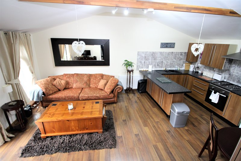 Beautiful Self Contained Holiday Lodge, set in the heart of Weardale, vacation rental in Wolsingham