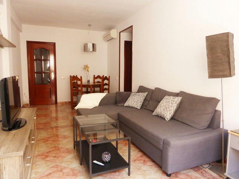 Amplio apartamento junto a la Caleta, casa vacanza a Cadice