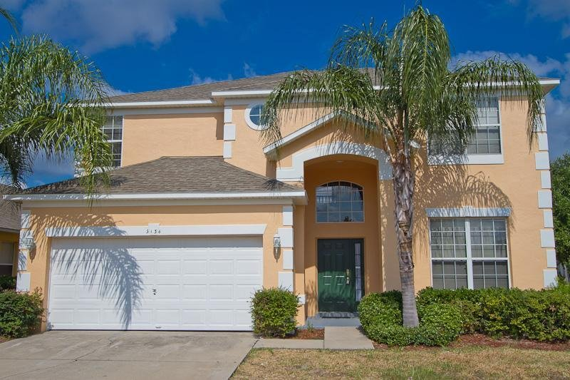 Disney golf villa 7 bedroom home private pool game room - 7 bedroom vacation rentals in orlando ...