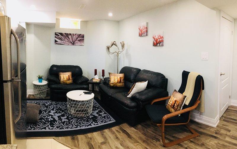 Pequeña sala de estar