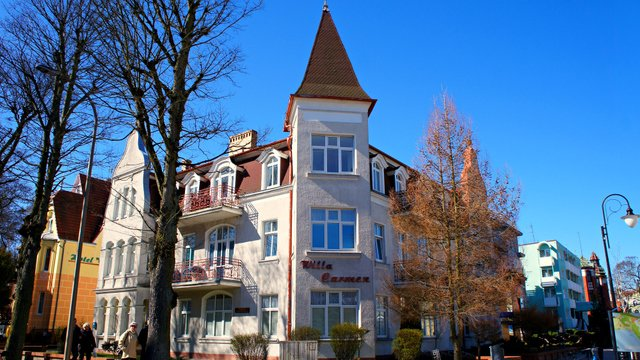 Apartment Willa Carmen No.14 - Baltic Apartments, vacation rental in Western Pomerania Province