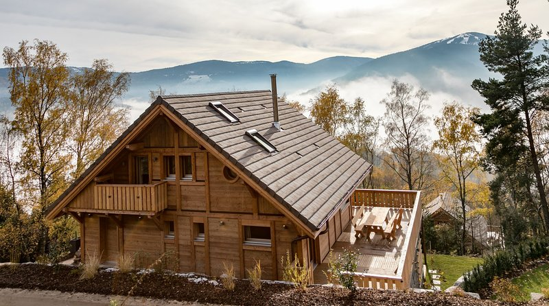 Chalet Spa : La Datcha de Liza, vacation rental in Soultzeren