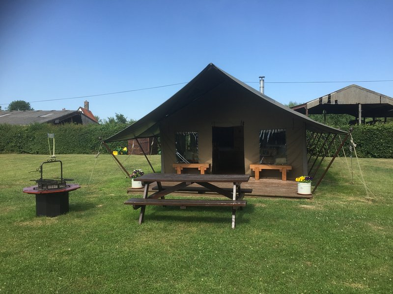 Goldfinch, holiday rental in Flixton