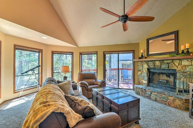 Un perfetto rifugio Flagstaff attende in questa casa per le vacanze!