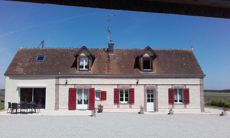 gite de la sechetiere ****, location de vacances à Eure-et-Loir