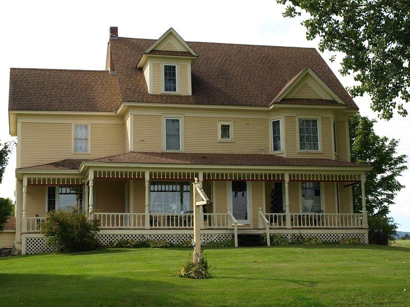 A mansão vitoriana
