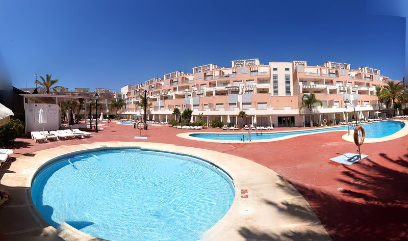 ATICO - Vera - Puerto Rey - Spain - Andalucia - Almeria, vacation rental in Playas de Vera