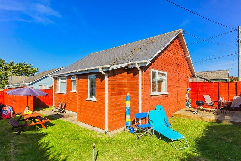 CROYDE SEA BREEZE | 3 Bedrooms, vacation rental in Saunton