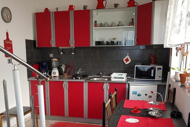 Studio flat Barić Draga, Karlobag (AS-16148-a), location de vacances à Tribanj