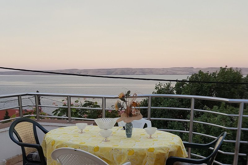 Baric Draga Apartment Sleeps 4 with Air Con - 5679574, vacation rental in Baric Draga