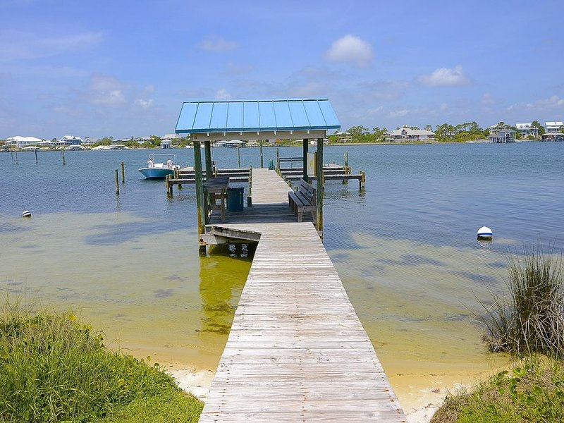 Bring your boat, jet ski's or kayaks