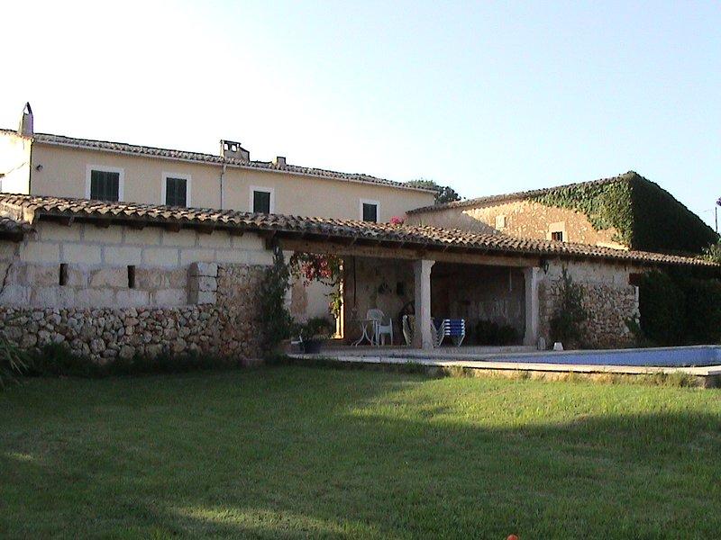 Finca Biniaco, holiday rental in Muro