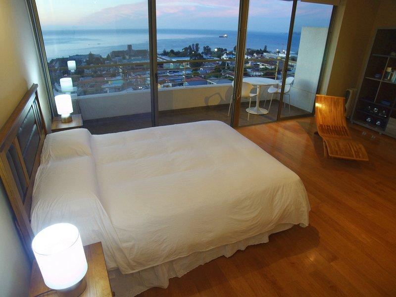 Alluring View at Valparaiso, alquiler de vacaciones en Valparaiso