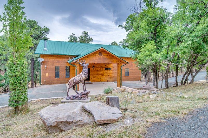The Texas Star Cabin, alquiler vacacional en Nogal