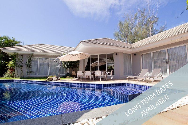 Five Islands Villa 2 Bedroom Large (213), holiday rental in Koh Phaluai