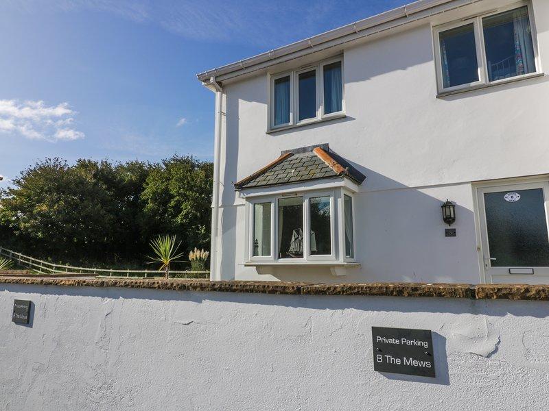 8 Harlyn Mews, Harlyn, Cornwall, Ferienwohnung in Harlyn