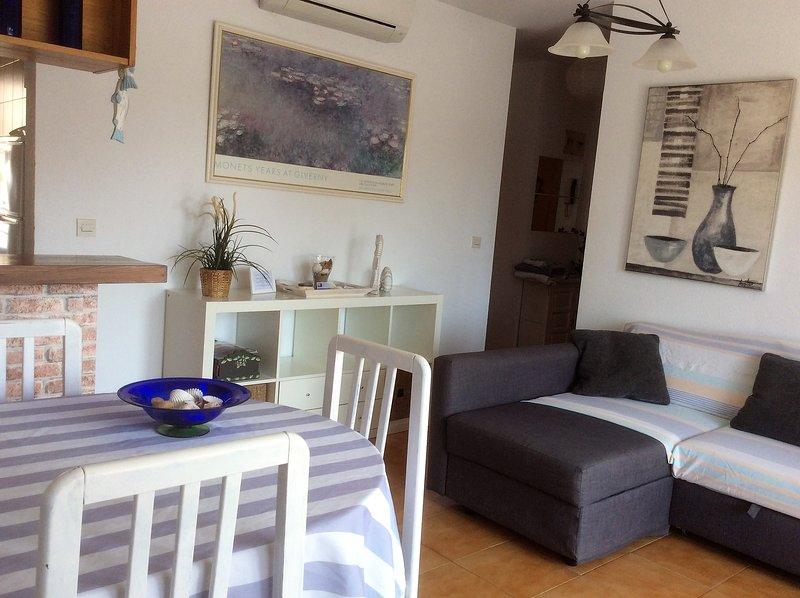 Costa BRAVA -L'ESTARTIT-Illes Medes-Apartamento playa y turismo, aluguéis de temporada em L'Estartit