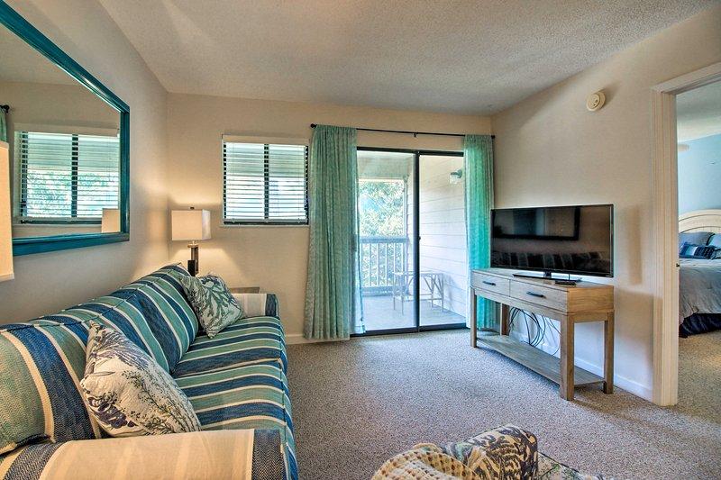 Scopri l'incredibile Hilton Head Island da questo condominio per le vacanze!