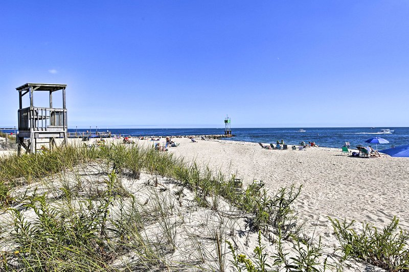 La spiaggia di Smuggler si trova a soli 7 minuti - promettenti facili da fare!
