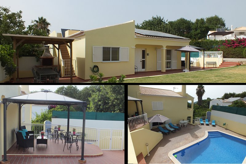 Casa Serenidade, Piscine privative chauffée, BBQ, holiday rental in Alfarrobeira