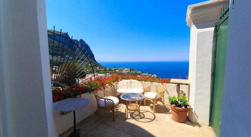 Villa Castello Apartment, casa vacanza a Capri