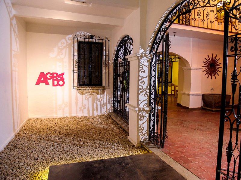 Agrado Guest House - Junior 02, holiday rental in Tlalixtac de Cabrera