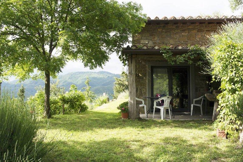 la Casetta Nel Bosco Feel the nature, holiday rental in Ricavo