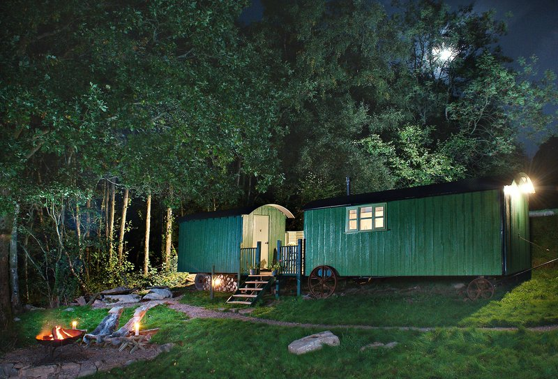 Anne's Hut (Monmouthshire), holiday rental in Magor