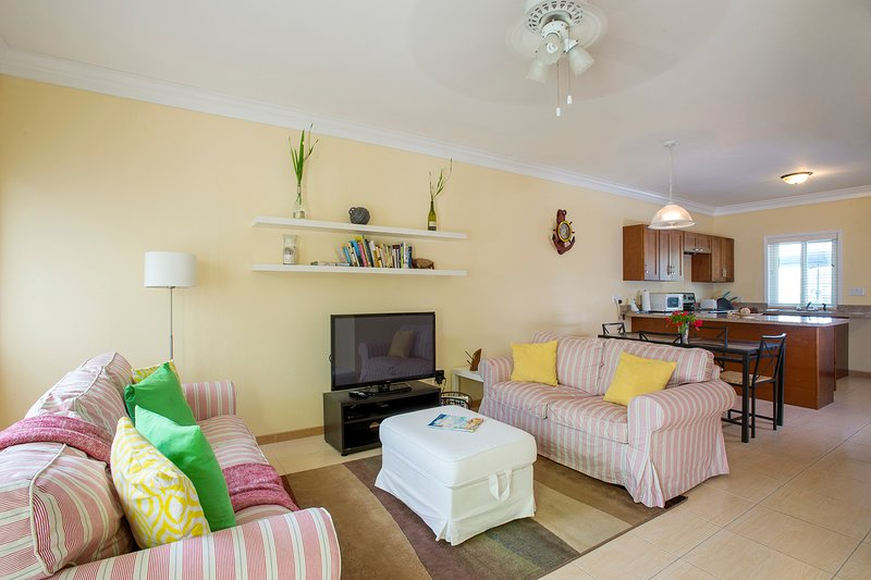 Great Room - Island Butterfly Suite